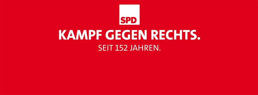 SPDgegenRechtsseit152JahrenHeaderFB